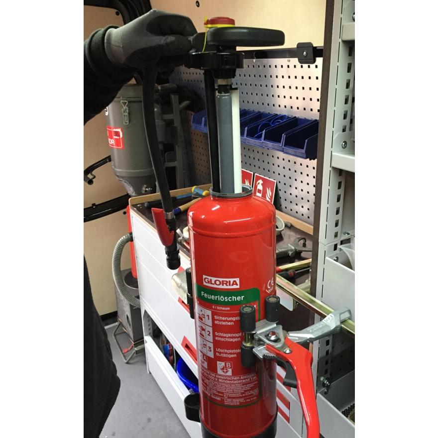 Feuerlöscher | Wartung, Reparatur und Instandsetzung von ...
